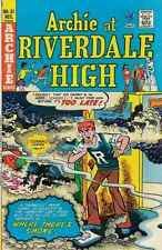 Archie at Riverdale High #31 in Very Fine - condition. FREE bag/board