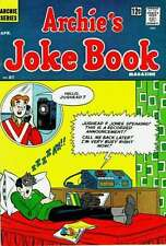 Archie's Joke Book Magazine #87 in Very Fine - condition. FREE bag/board