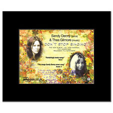 SANDY DENNY AND THEA GILMORE - Don't Stop Singing Mi...