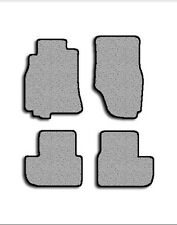 2003-2007 Infiniti G35 (Coupe) 4 pc Set Factory Fit Floor Mats