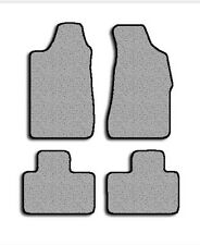 2004-2012 Chevrolet Colorado 4 pc Set Factory Fit Floor Mats (Extended Cab)