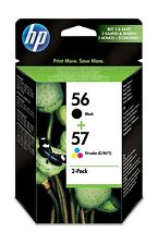 HP SA342AE No.56/57 Ink Cartridges 2-Pk 56 Black/57 Tri-color 2-pack Original Bl