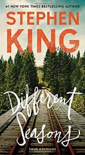 NEW Different Seasons: Four Novellas by Stephen King