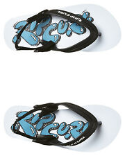 New Rip Curl Tots Boys Core Surf Thong Children Toddler Tots Boys Shoes White