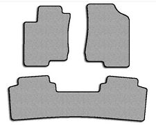 2006-2011 Hyundai Azera 3 pc Set Factory Fit Floor Mats