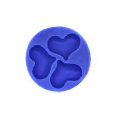 Heart silicone reusable resin mold mould resin jewelry making crafts hairpieces