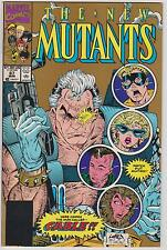 New Mutants 87 2nd Print Gold First Appearance Cable VF FREE SHIPPING