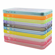 Ultra Thin Slim Crystal Clear Soft TPU Cover Case Skin for Apple iPhone 4 4S