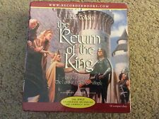 The Return of the King  by J. R. R. Tolkien (Unabridged~16 Compact Discs)