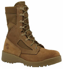 Belleville USMC Hot Weather Combat Boot (EGA) Coyote Brown USA Made
