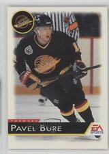 1994 EA Sports NHL '94 Mail-In Base 143 Pavel Bure Vancouver Canucks Hockey Card