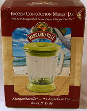 Margaritaville Frozen Concoction Maker Jar (NEW OTHER)
