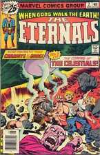 Eternals (1976 series) #2 in Very Fine - condition. FREE bag/board