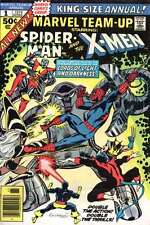 Marvel Team-Up (1972 series) Annual #1 in Very Fine - condition. FREE bag/board