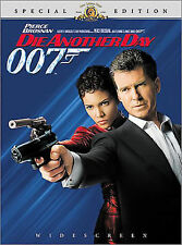 DIE ANOTHER DAY DVD Movie Pierce Bronson Halle Berry Crime Drama Thriller Sexy