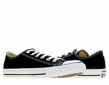 Converse Chuck Taylor All Star OX Black Low Top Sneakers M9166