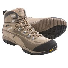 ASOLO MENS 10-10.5-11.5-12.5 ZION WP WATERPROOF MID HIKING BOOTS TRAIL SHOES