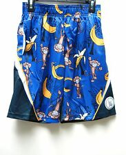 FLOW SOCIETY MONKEY ROYAL PERFORMANCE  LACROSSE SHORTS