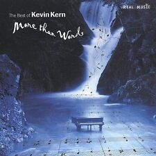 NEW More Than Words: The Best of Kevin Kern (Audio CD)