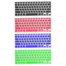 """Korean / English Silicone Keyboard Cover Protector for Macbook Pro 13"""" 15"""""""