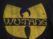 Wu-Tang Clan Gza Rza Hip Hop Rap Tee Adult 2XL