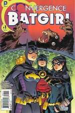 Convergence Batgirl #1 in Near Mint condition. FREE bag/board