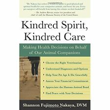 Kindred Spirit, Kindred Care: Making Health Decisions On Behalf Of Our Animal Co