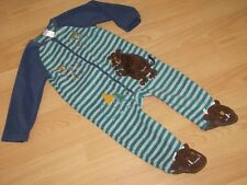 Gruffalo fleece all in one sleep suit. 9-12 months. Excellent condition