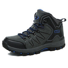 Mens Spring Trail Hiking Shoes Wearable Breathable Antiskid Sports Outdoor Shoes