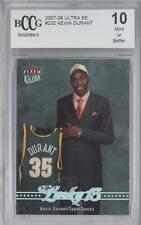 2007 Fleer Ultra #232 Kevin Durant Seattle Supersonics RC Rookie Basketball Card