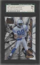 1996 Select Certified Edition Premium Stock #91 Marvin Harrison SGC 96 Card