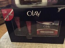 Olay Regenerist Gift Set  ....3 Point Night Age-defying moisturiser cream 50ml