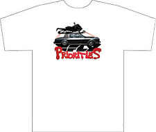Fly Racing Fly Racing Priorities Snow T-Shirt {%COLOR%