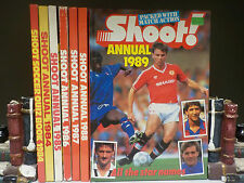 Vintage Shoot Annuals - 7 Books Collection! (ID:45945)