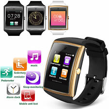 Bluetooth Wrist Smart Watch Anti Lost NFC Call Sync For Alcatel HTC LG Android