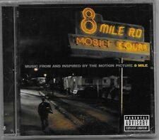 8 Mile [Music from and Inspired by the Motion Picture] [PA] by Eminem CD
