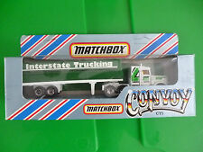 Matchbox Convoy CY5 Peterbilt Interstate Livery