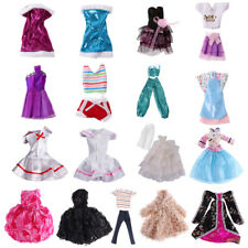 Fashion Mini Dress Party Skirt Clothes Outfit Gown Suit for Barbie Jill Doll