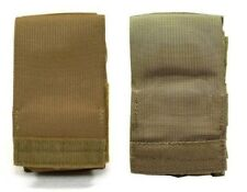 Eagle MOLLE 5.56mm Kydex Single Mag Pouch - choice of coyote, khaki or multicam
