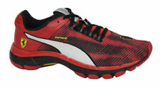 Puma Mobium Elite Speed Ferrari Mens Running Shoes Lace Up Red 188025 01 U96
