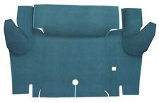 1965-1966 Ford Mustang Coupe Trunk Kit Floor Only Loop Carpet Trunk Mat 1pc
