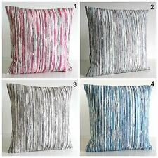 Premium cushion cover, 100% cotton, Made in UK