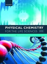 Physical Chemistry for the Life Sciences by Peter Atkins and Julio de Paula 2nd