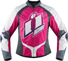 JACKET FOR MOTO WOMAN ICON OVERLORD SWEET DREAMS JACKET PINK