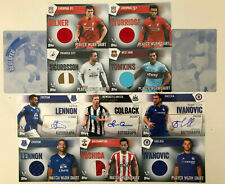 PREMIER CLUB 2015/16 AUTOGRAPH SIGNATURE CARDS TOPPS PICK CHOOSE
