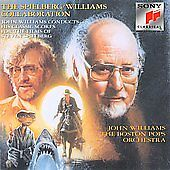The Spielberg/Williams Collaboration Classic Scores for the films of Steven Spie