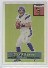 2010 eTopps #8 Brett Favre Minnesota Vikings Football Card