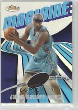 2003-04 Topps Finest Refractor #128 Jamaal Magloire New Orleans Hornets Card