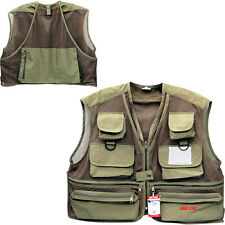 EAGLE CLAW MESH FLY FISHING VEST