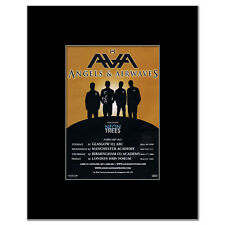 ANGELS AND AIRWAVES - UK Tour 2011 Mini Poster